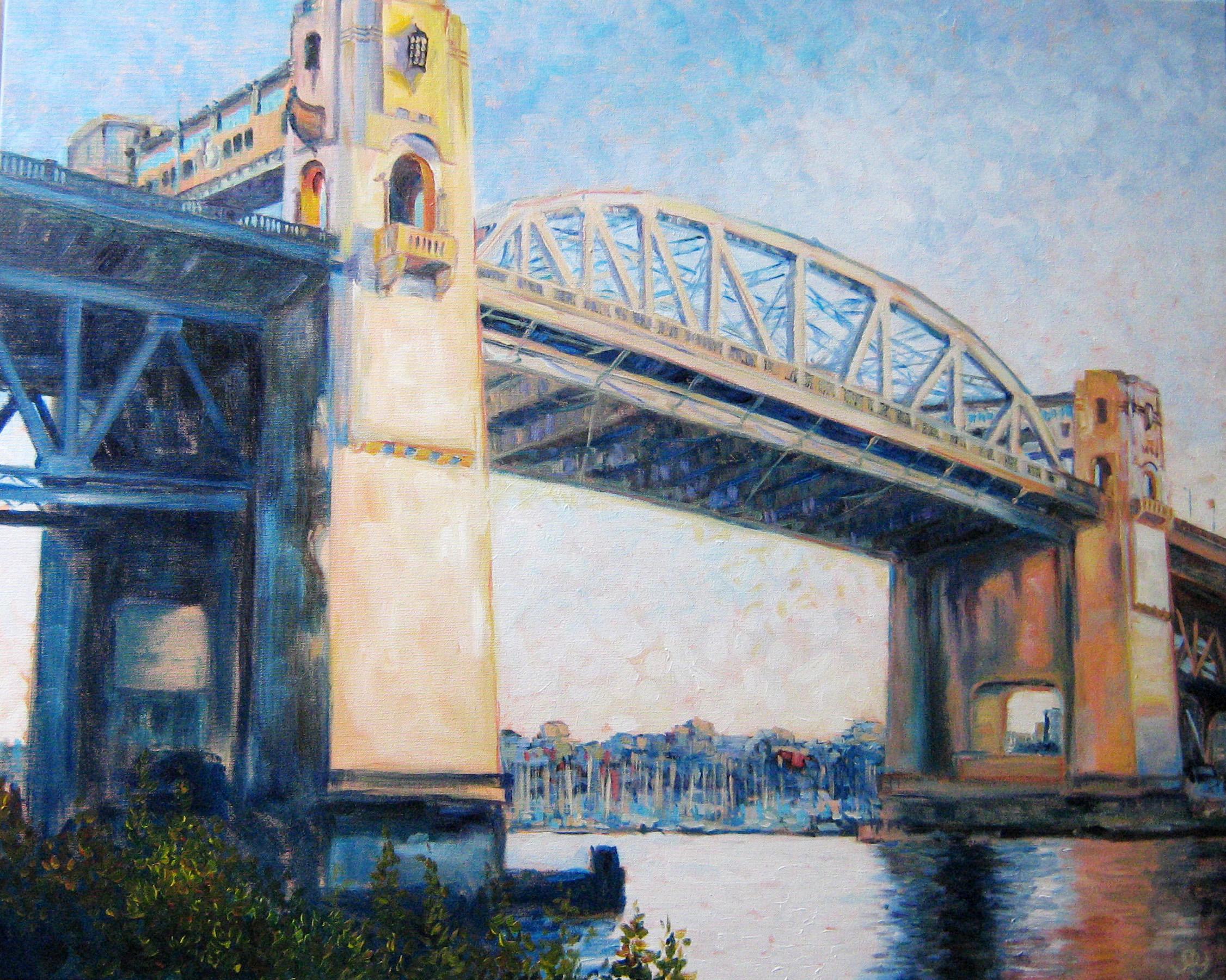 Burrard Bridge (Gateway)