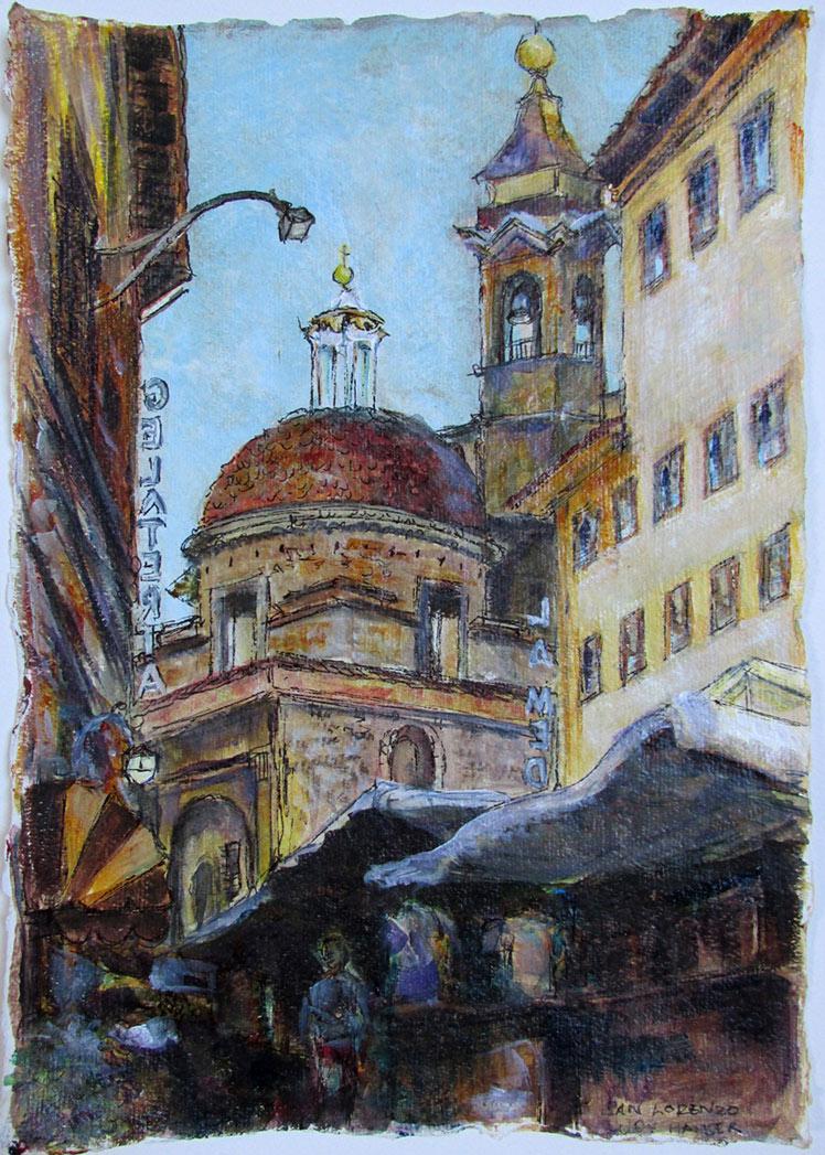 San Marco Market, Florence