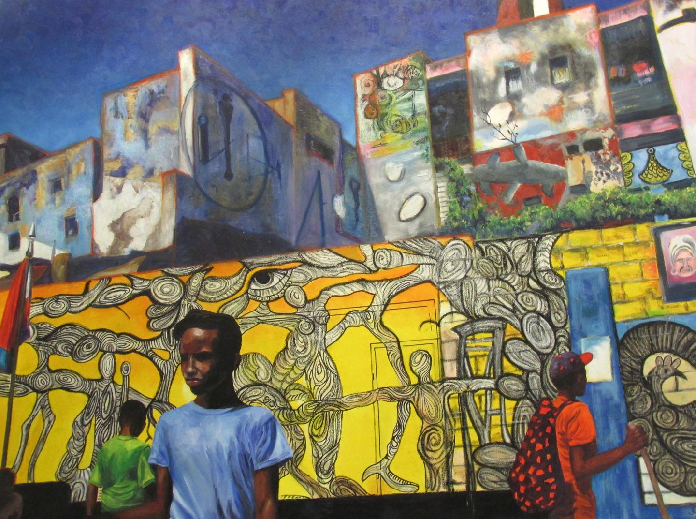 Salvador's Alley