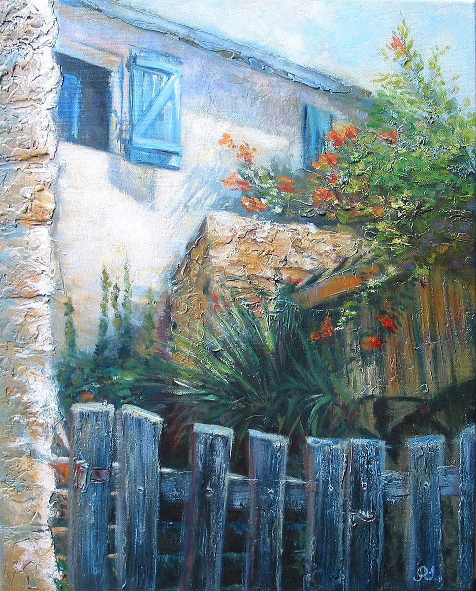 Garden Fence-Cenac