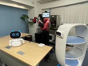QBITサービスロボット開発基盤 ロボット連携