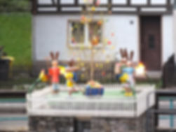Osterteller in 09477 Steinbach im Erzgebirge