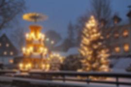 Steinbach im Erzgebirge, Weihnachtszeit