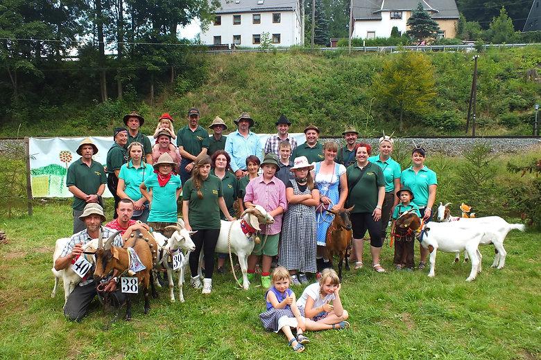 Ziegenfest in Steinbach