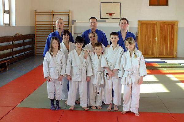 Sektion Judo bei DTSV Steinbach