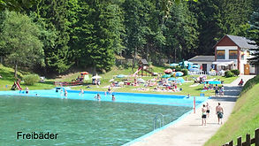 Schwimmbad Steinbach Erzgebirge