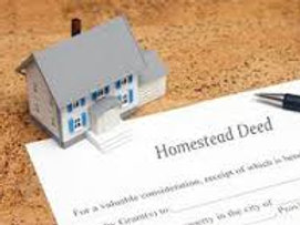 Homestead Deed - Recover Garnished Monies without filing Bankruptcy