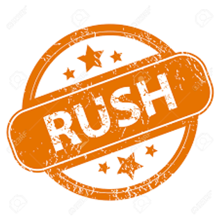 1- 2 Weeks Rush Fee for Uncontested Divorce