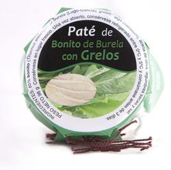 PATÉ DE BONITO CON GRELOS