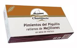 PIQUÍLLOS RELLENOS DE MEJILLÓN