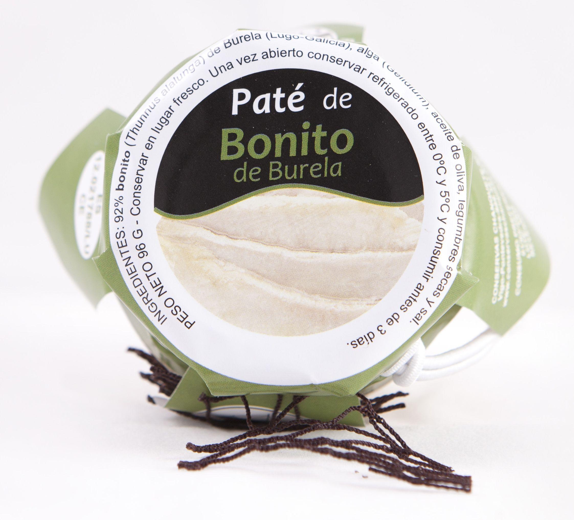 PATÉ DE BONITO DE BURELA