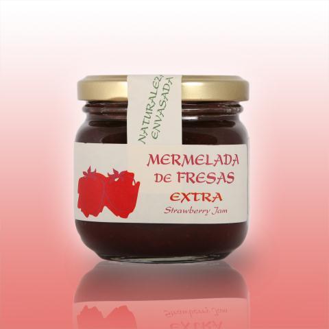 MERMELADA DE FRESAS EXTRA
