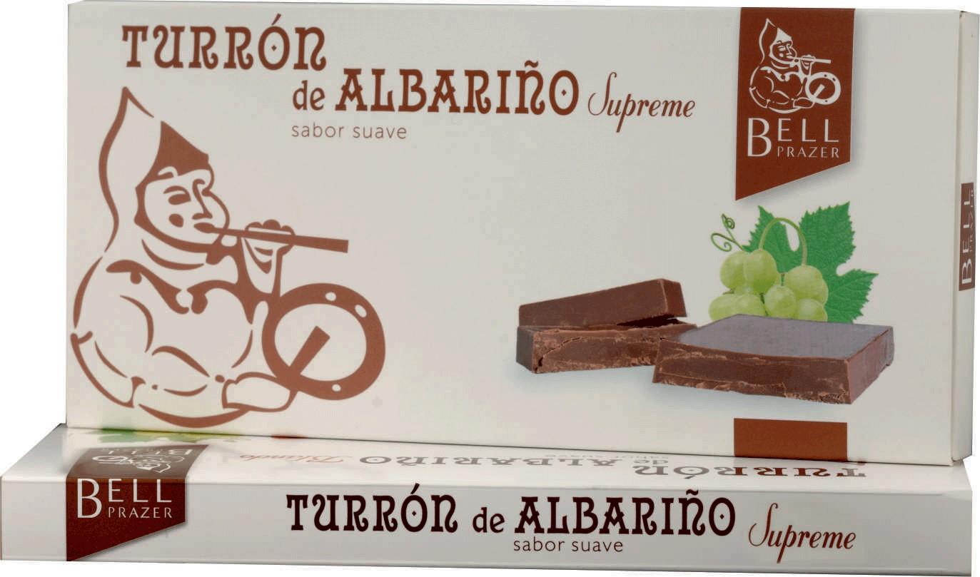 TURRÓN DE ALBARIÑO