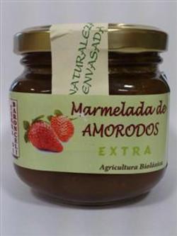MERMELADA DE FRESAS SILVESTRES