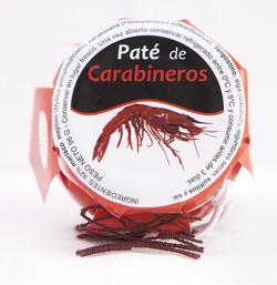 PATÉ DE CARABINEROS
