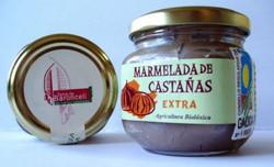 MERMELADA DE CASTAÑAS
