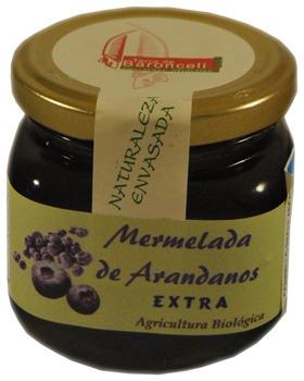 MERMELADA DE ARANDANOS EXTRA