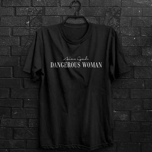 Camiseta - Ariana Grande Dangerous Woman