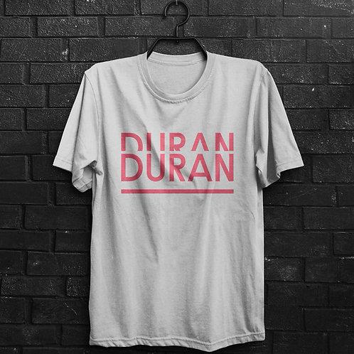 Camiseta - Duran Duran