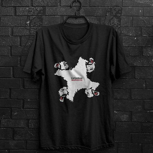 Camiseta - Kasabian Velociraptor