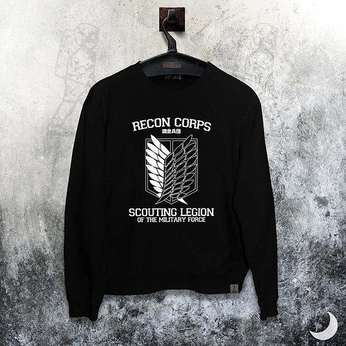 Moletom - Recon Corps