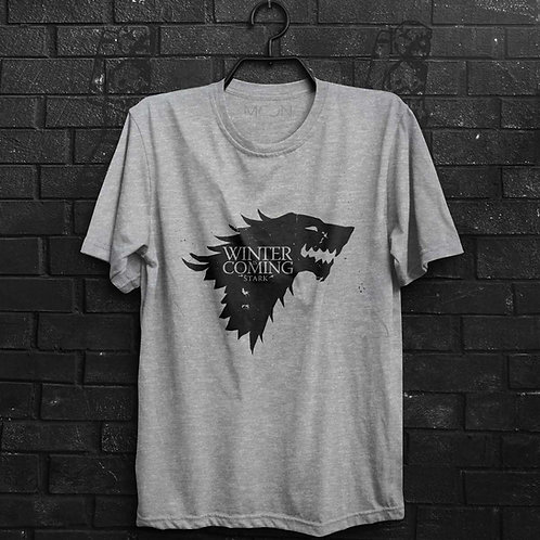 Camiseta - Winter Is Coming