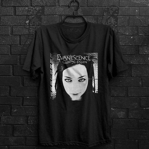 Camiseta - Evanescence - Fallen