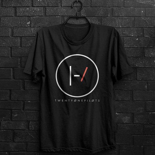 Camiseta - Twenty One Pilots