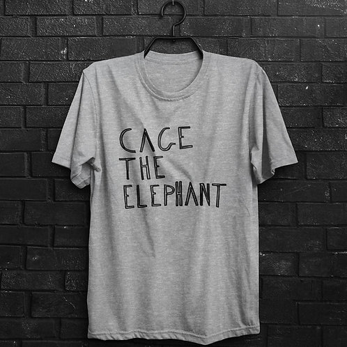 Camiseta - Cage The Elephant