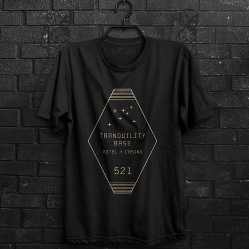 Camiseta - Arctic Monkeys - Tranquility Base Hotel + Casino
