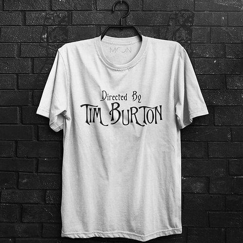 Camiseta - Directed By Tim Burton