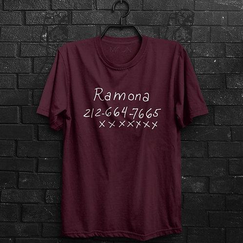 Camiseta - Ramona
