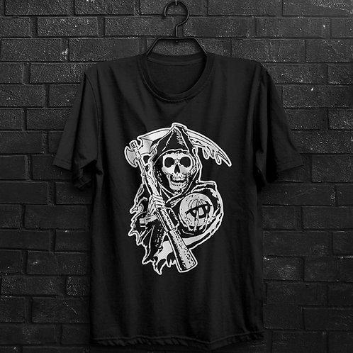 Camiseta - Ceifador Sons Of Anarchy
