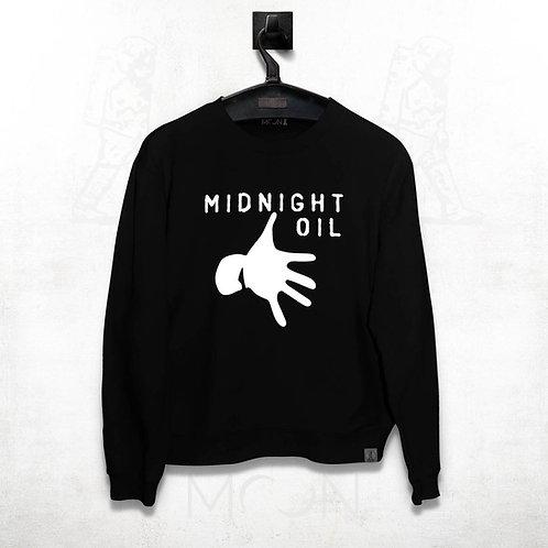 Moletom - Midnight Oil