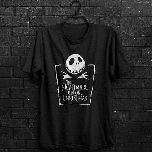 Camiseta - The Nightmare Before Christmas