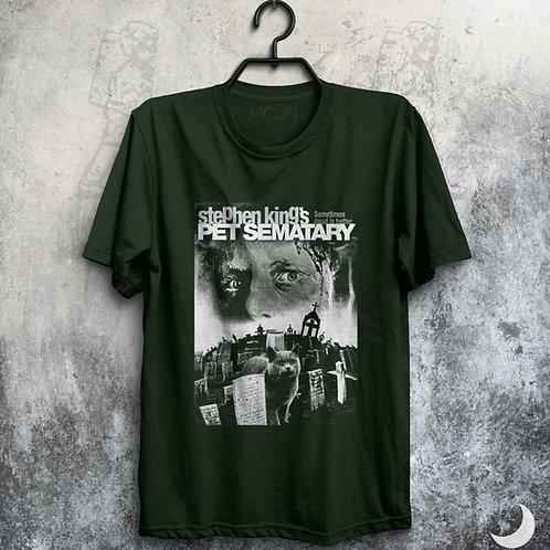 Camiseta - Pet Sematary