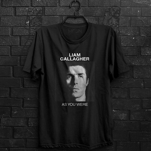 Camiseta - Liam Gallagher