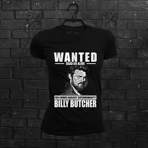 Babylook - Wanted Billy Butcher - The Boys