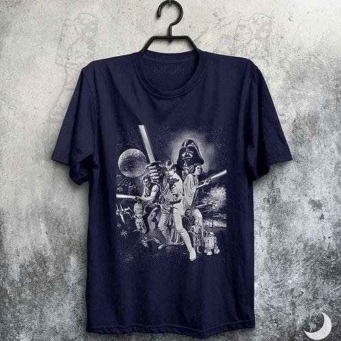 Camiseta - StarWars New Hope