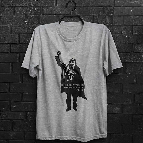 Camiseta - Sincerely Yours, The Breakfast Club