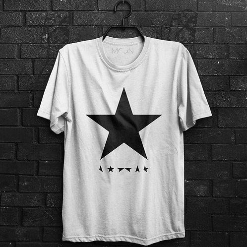 Camiseta - David Bowie Blackstar