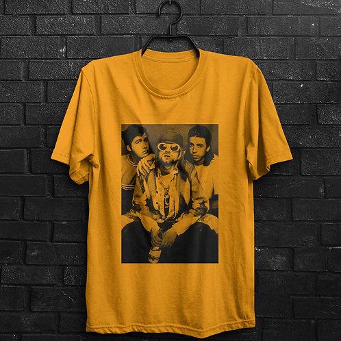 Camiseta - Kurt, Krist e Dave