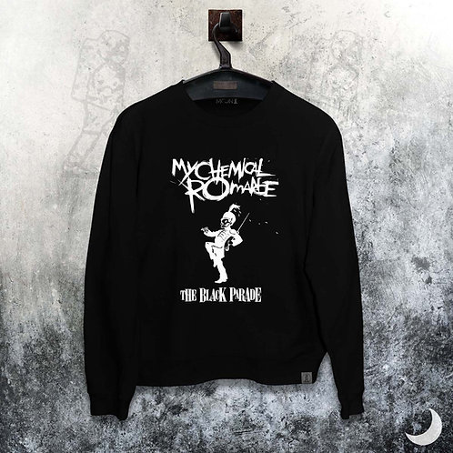 Moletom - My Chemical Romance - The Black Parade