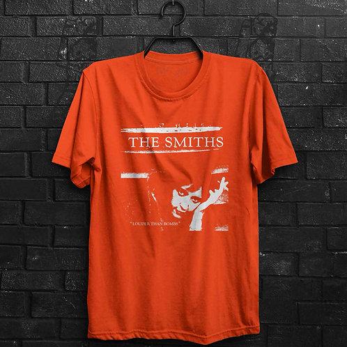 Camiseta - The Smiths - Louder Than Bombs