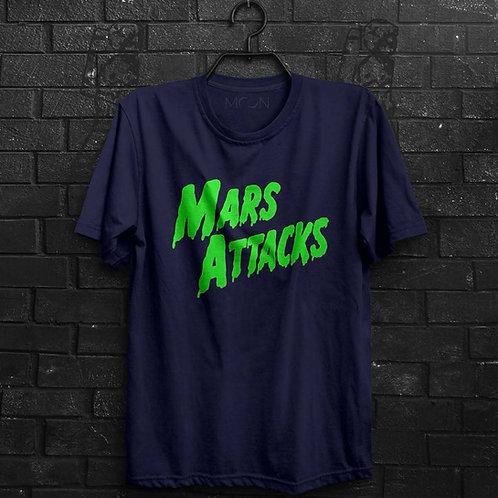 Camiseta - Mars Attacks