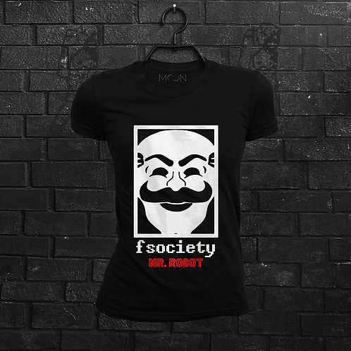 Babylook - FSociety Mr. Robot