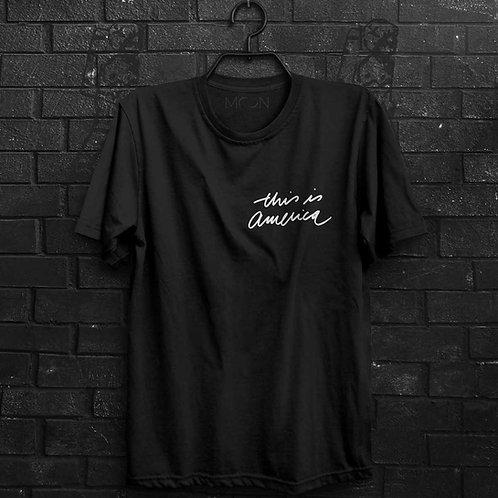Camiseta - This Is America - Childish Gambino