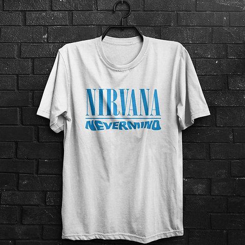 Camiseta - Nevermind - Nirvana