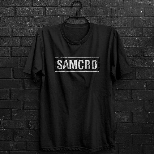 Camiseta - SAMCRO