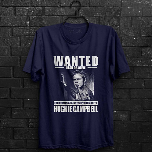 Camiseta - Wanted Hughie - The Boys